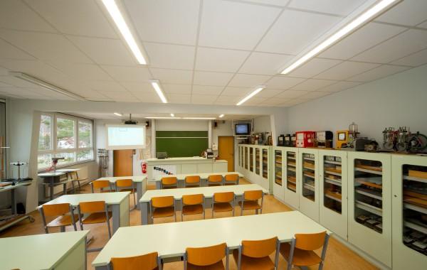 Unterrichtsräume