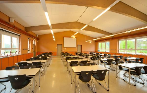 Schule von innen