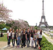 Schüleraustausch Frankreich 2017, 8. Mai – 15. Mai