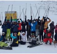 Skilager der 11. Klassen des Heinrich- Ehrhardt- Gymnasiums