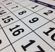 Monatsplan – September 2020 inkl. Termine der Elternversammlungen