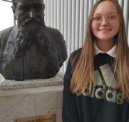 Im Interview: Emily Fuchs über ihre Ziele als neue Schülersprecherin